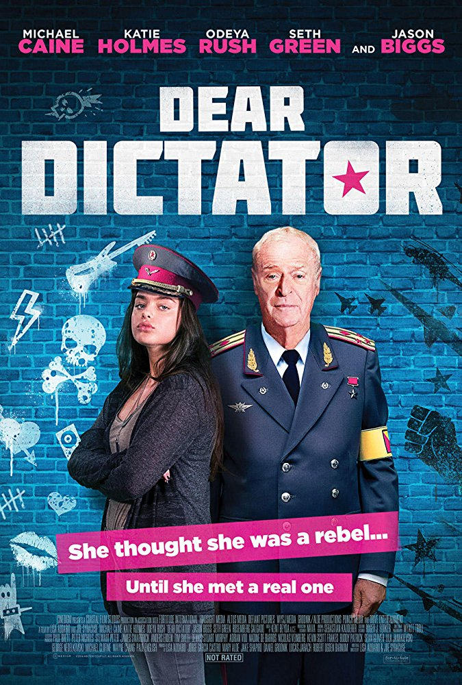 Dear Dictator 2017 1080p BluRay x264 AAC LLG