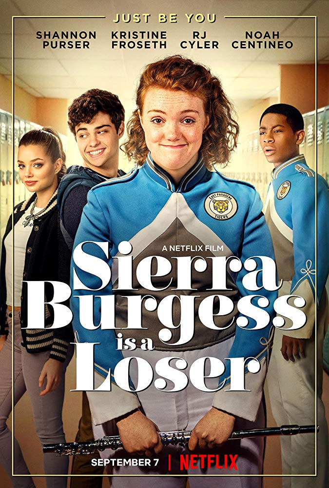 Sierra Burgess Is a Loser (2018) 1080p NF WEB-DL DD+5.1 H264-CMRG