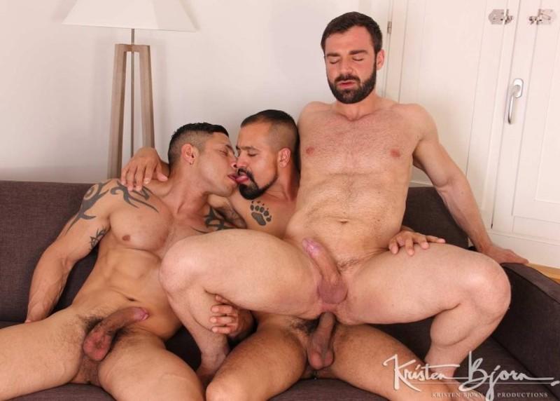 Hot Stuff – Dicey Place: Jose Quevedo, Julio Rey & Amir Dib (Kristen Bjorn)