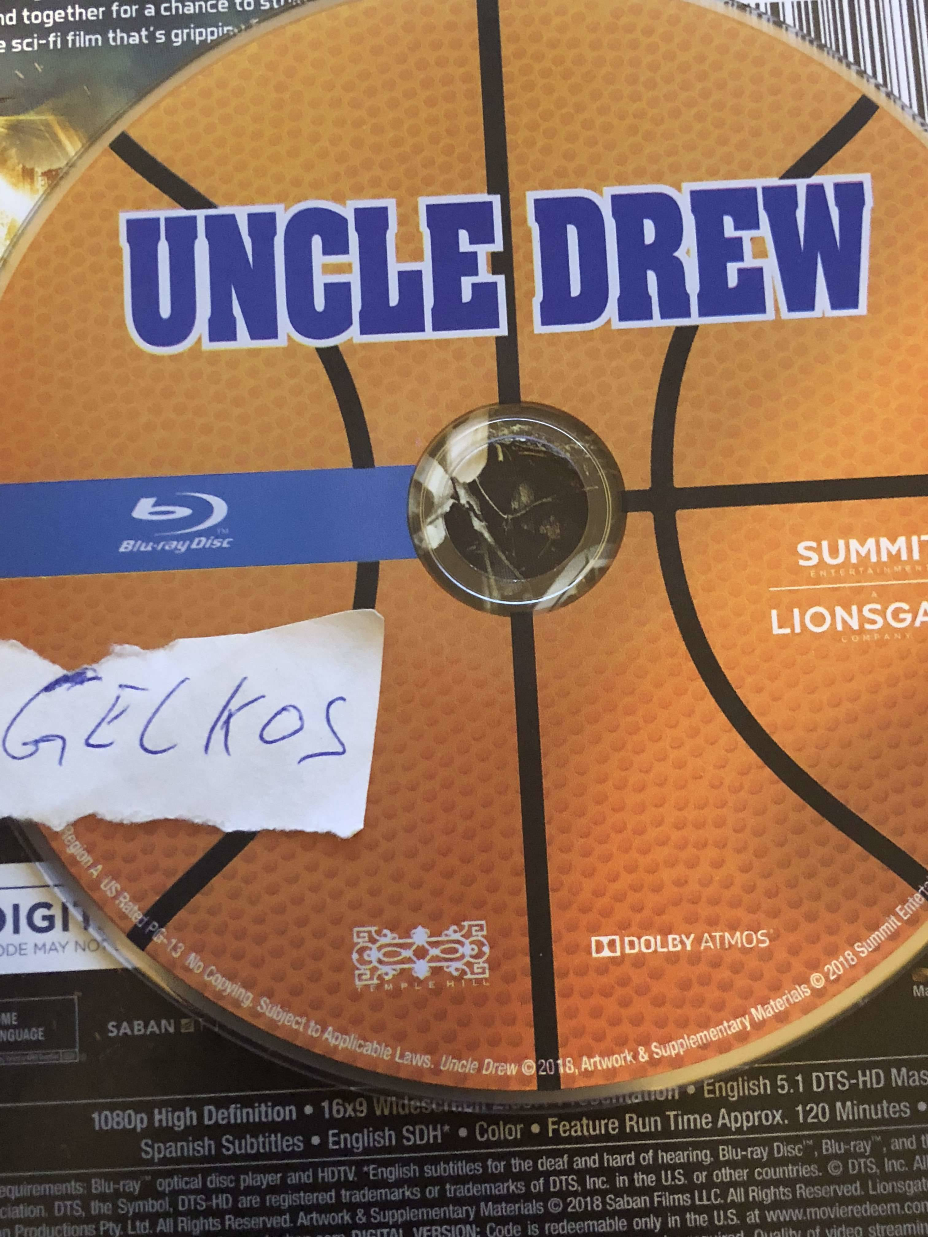 Uncle Drew 2018 BDRip x264-GECKOS[TGx]