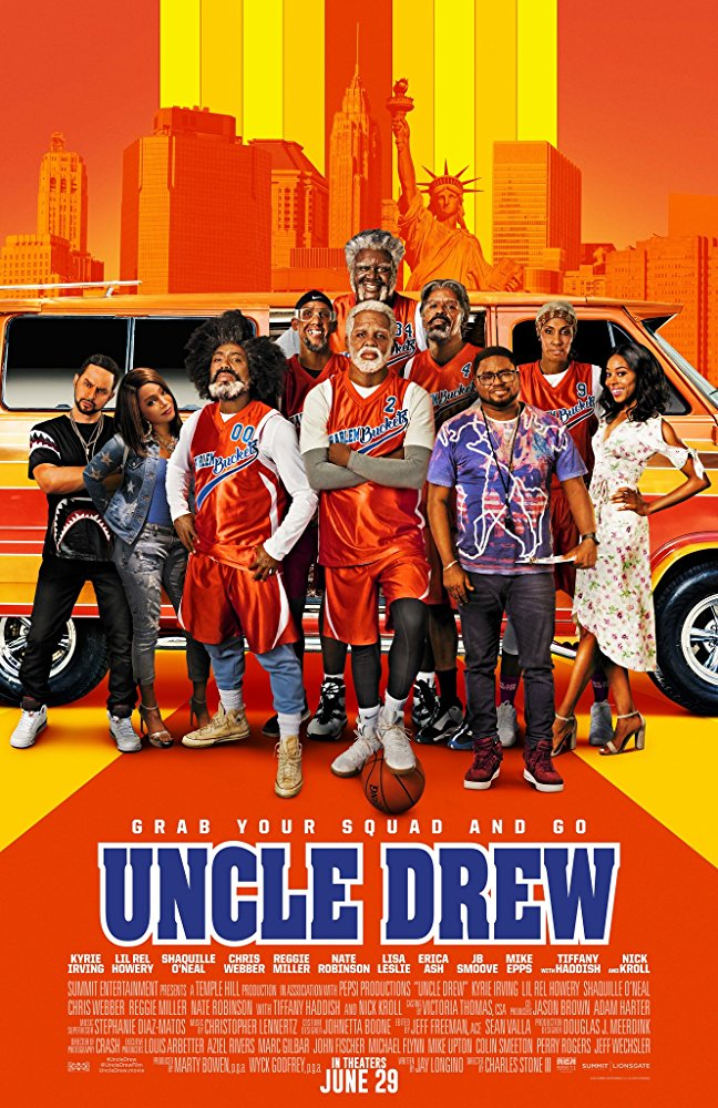 Uncle Drew 2018 BRRip XviD AC3-EVO[TGx]