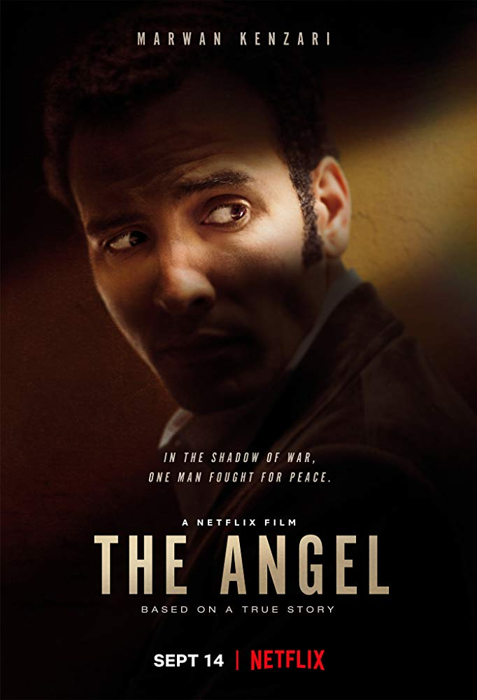 The Angel 2018 720p NF WEBRip DDP5 1 x264-CM