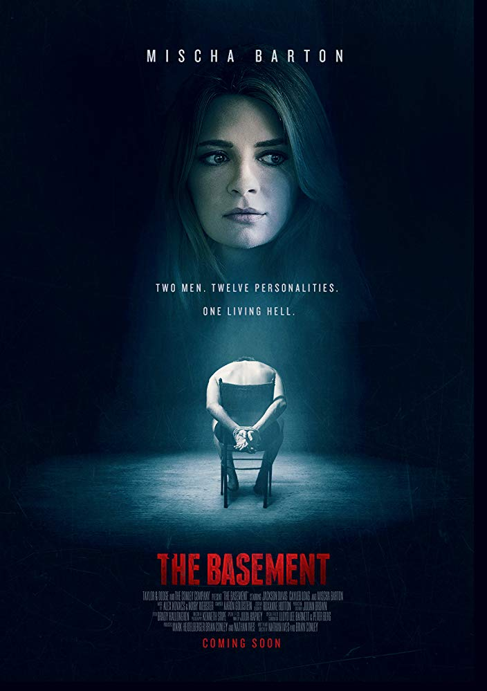 The Basement 2018 HDRip AC3 X264-CMRG[TGx]