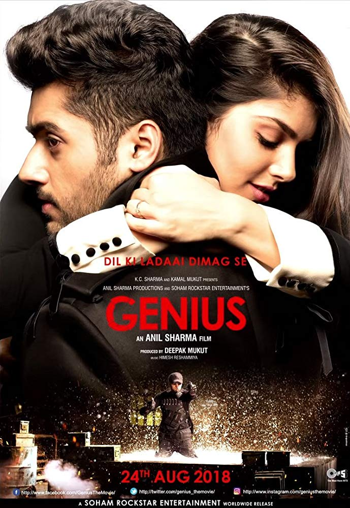 Genius 2018 Hindi PROPER 1080p WEB-HD-x264-5 1-Zist