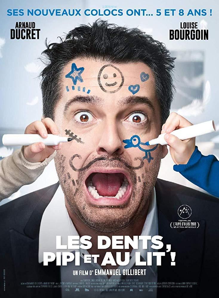 Famiglia Allargata-Les dents, pipi et au lit (2018) 1080p H264 italian francais Ac3-5 1 sub ita-BaMax71-MIRCrew