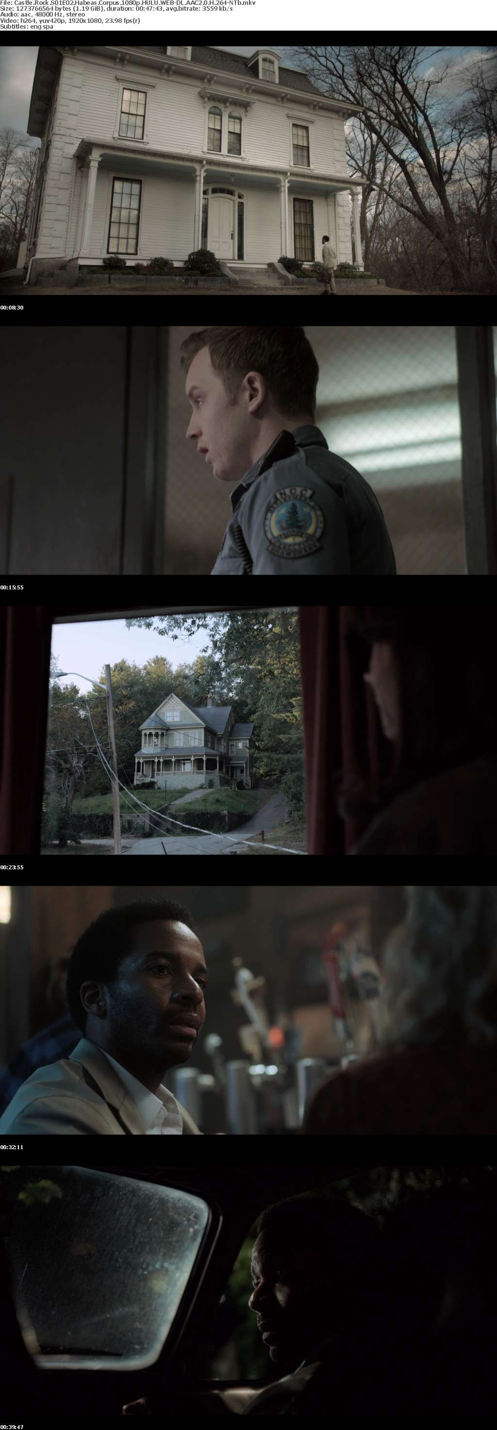 Castle Rock S01 REPACK 1080p HULU WEB-DL AAC2 0 H 264-NTb