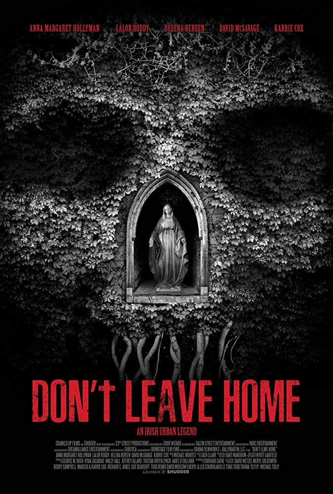Dont Leave Home 2018 HDRip XviD AC3-EVO