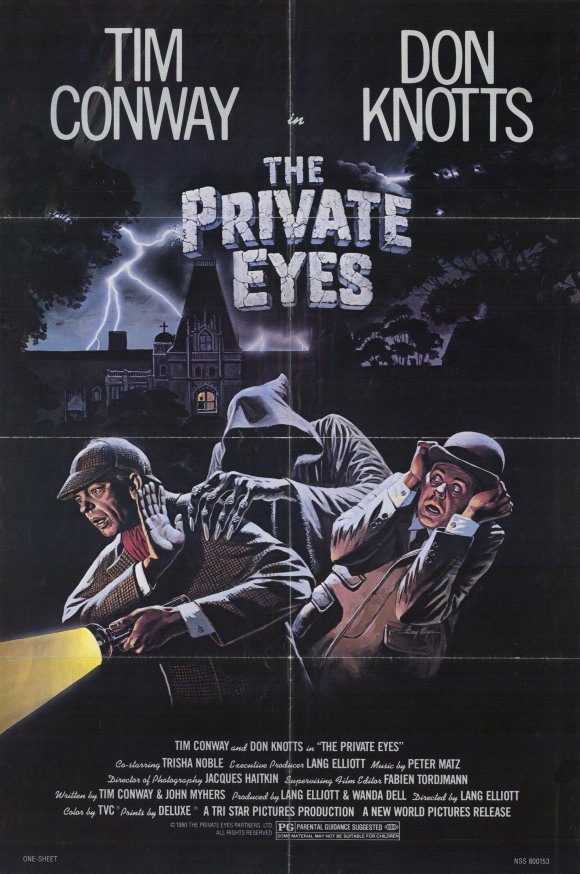The Private Eyes 1980 720p BluRay x264-x0r