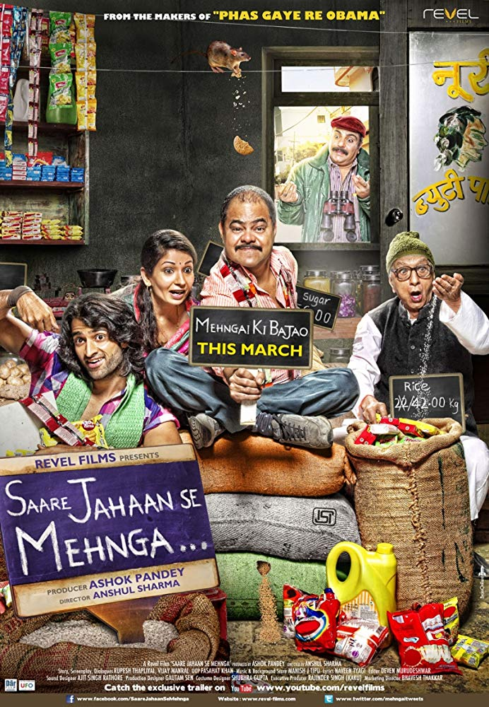 Saare Jahaan Se Mehnga 2013 WebRip Hindi 720p x264 AAC - mkvCinemas