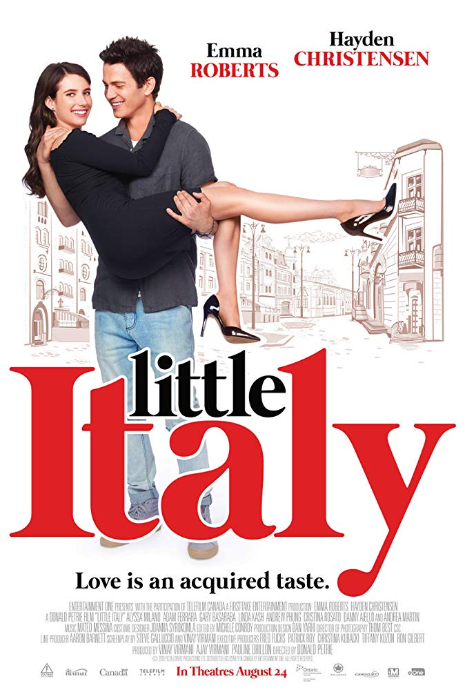 Little Italy (2018) [WEBRip] [720p] YIFY