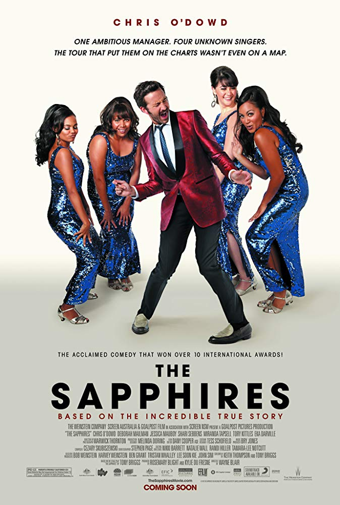The Sapphires 2012 BRRip XviD MP3-XVID