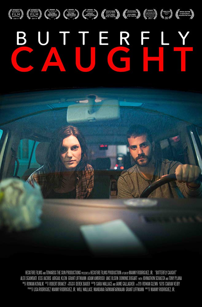 Butterfly Caught 2017 720p BRRip x264 MkvCage ws mkv
