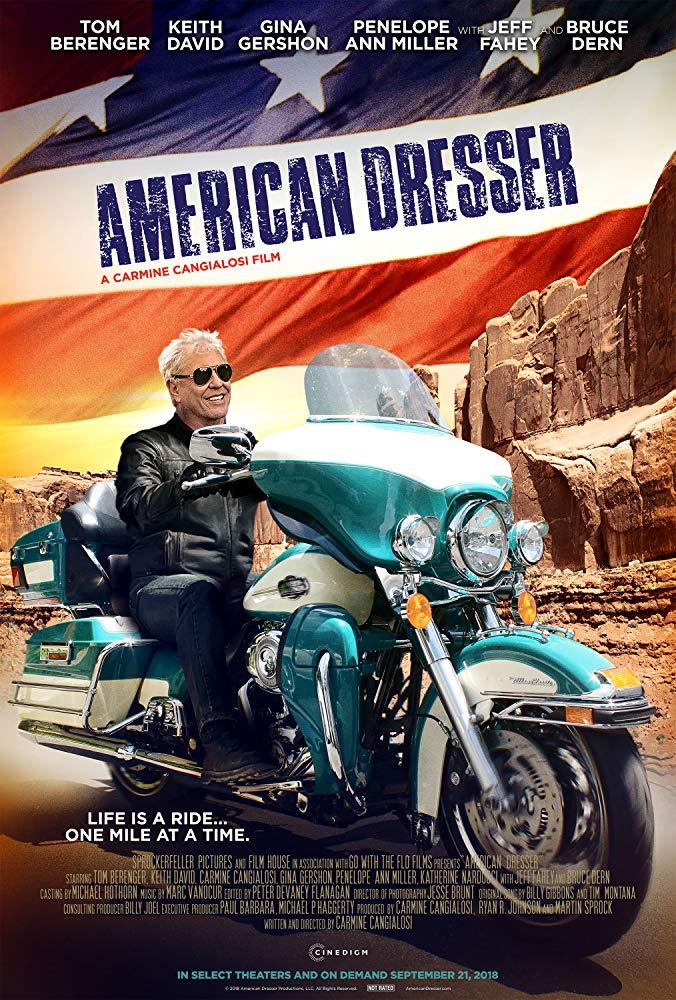 American Dresser (2018) HDRip XviD AC3-EVO