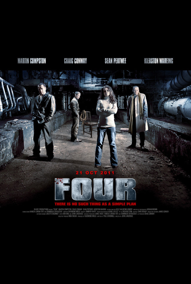 Four 2011 720p BluRay H264 AAC-RARBG