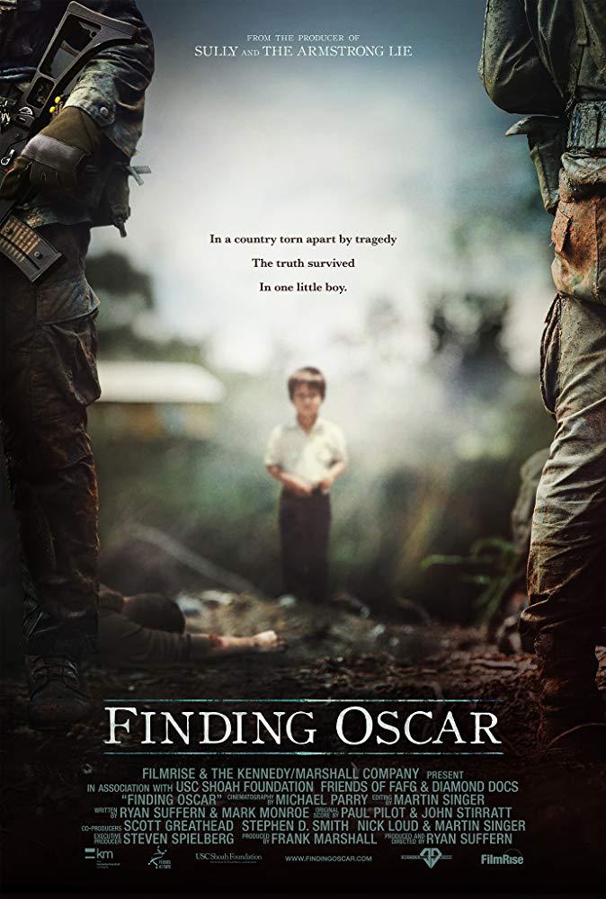 Finding Oscar 2016 720p BRRip XviD AC3-XVID