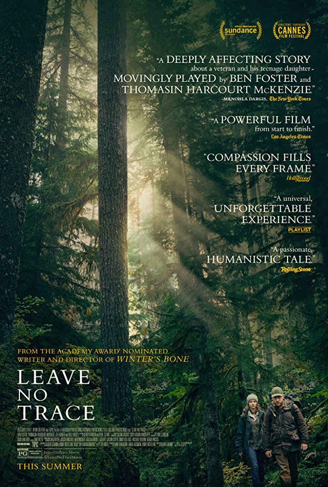 Leave No Trace 2018 HDrip AC3 X264-CMRG
