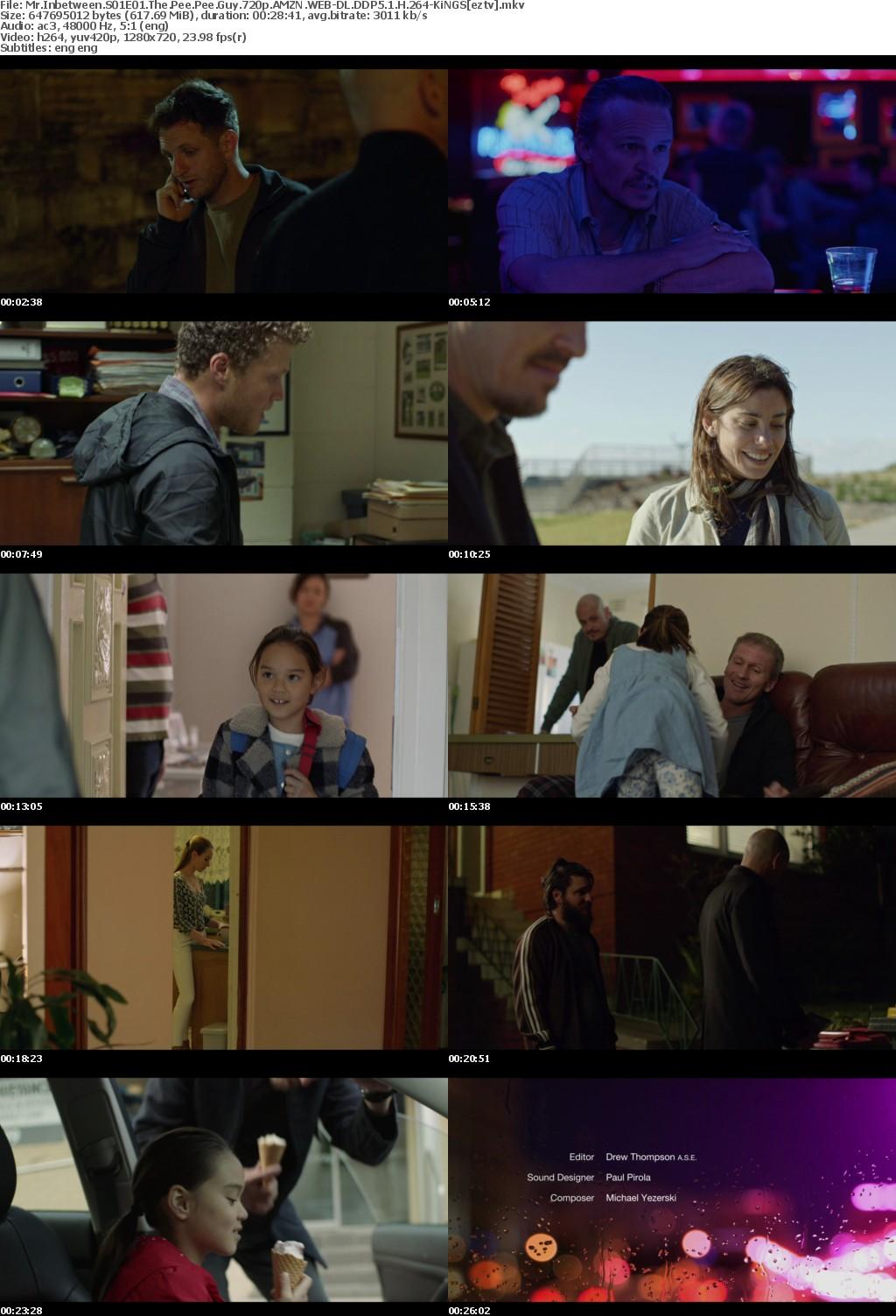 Mr Inbetween S01E01 The Pee Pee Guy 720p AMZN WEB-DL DDP5.1 H264-KiNGS