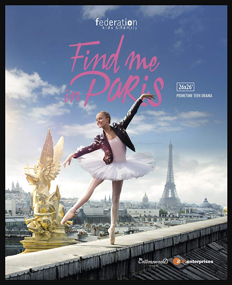 Find Me In Paris S01E08 Arabesque And Flamenco HDTV x264-PLUTONiUM