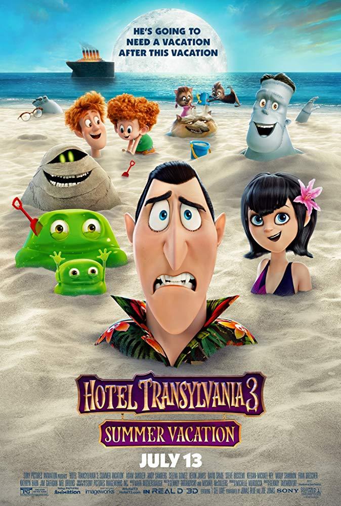 Hotel Transylvania 3 A Monster Vacation 2018 BRRip AC3 X264-CMRG