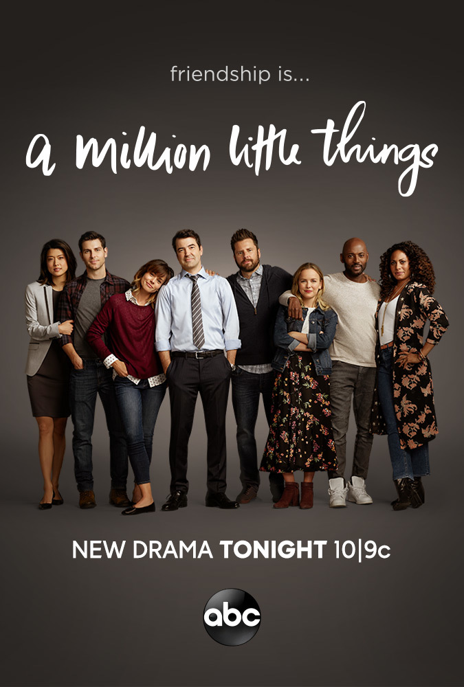 A Million Little Things S01E01 Pilot 720p AMZN WEB-DL DD+5.1 H264-AJP69
