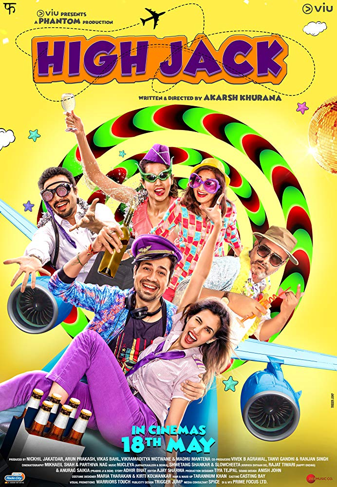 High Jack (2018) Hindi 720p HDRip x264 AAC - Downloadhub
