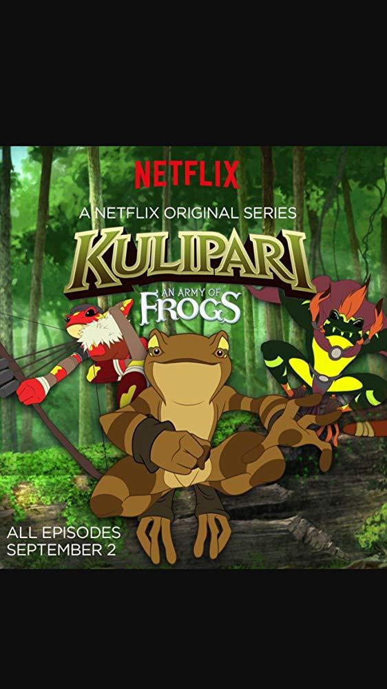 Kulipari An Army of Frogs S01E09 720p WEB x264-CRiMSON