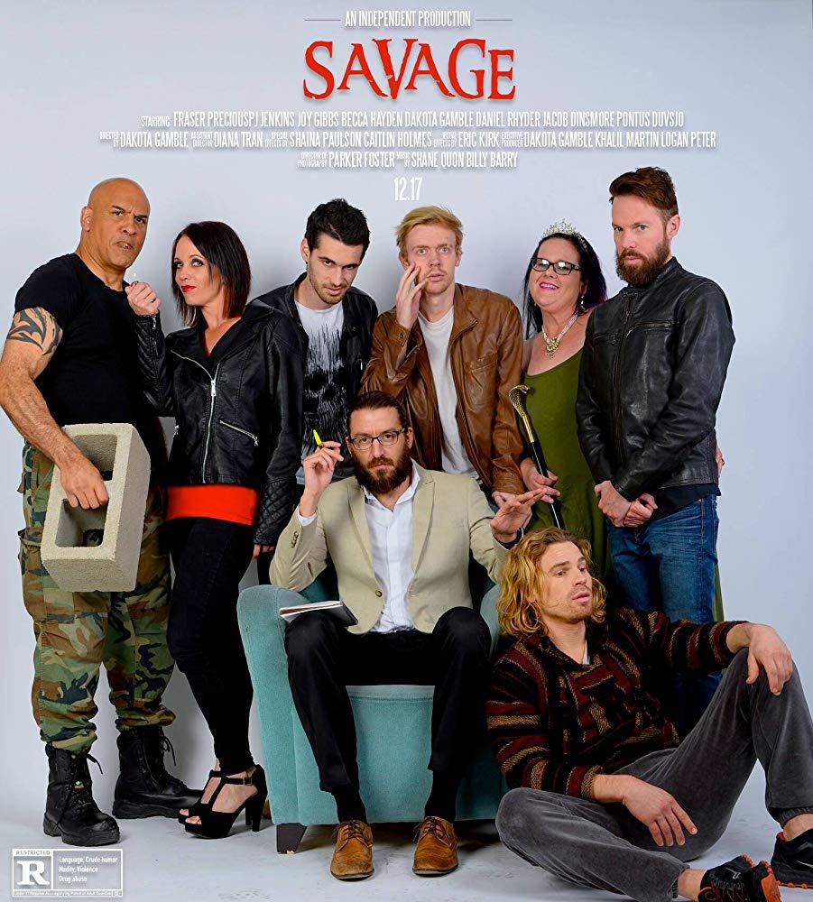 Savage 2017 WEBRip - SHADOW[TGx]