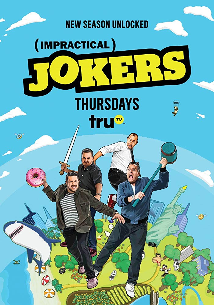 Impractical Jokers S07E11 720p HDTV x264-W4F