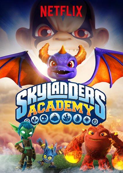 Skylanders Academy S03E04 720p WEB x264-W4F