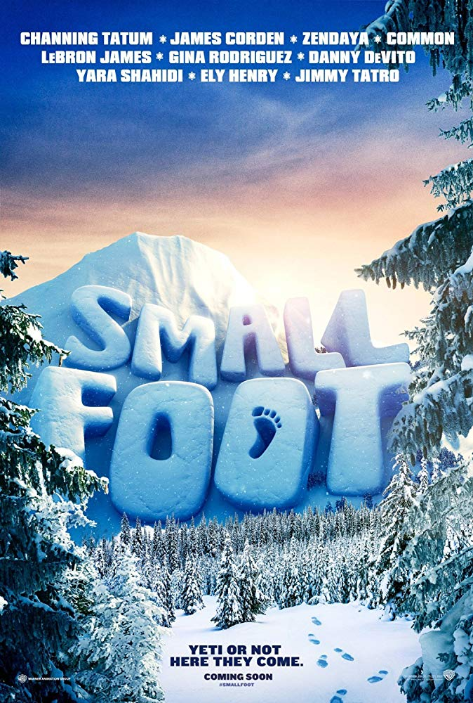 Smallfoot 2018 HDCAM XViD AC3-ETRG
