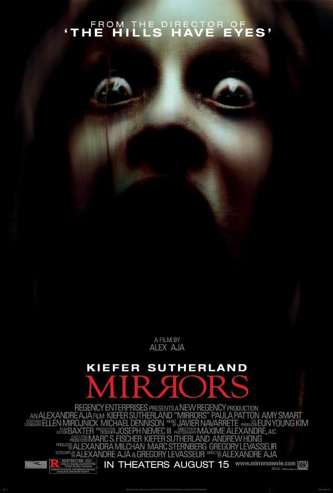 Mirrors 2008 UNRATED BRRip XviD MP3-XVID