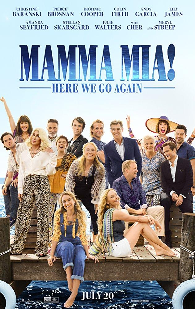 Mamma Mia Here We Go Again 2018 NEW SCR 720p HC HDRip X264-CMRG
