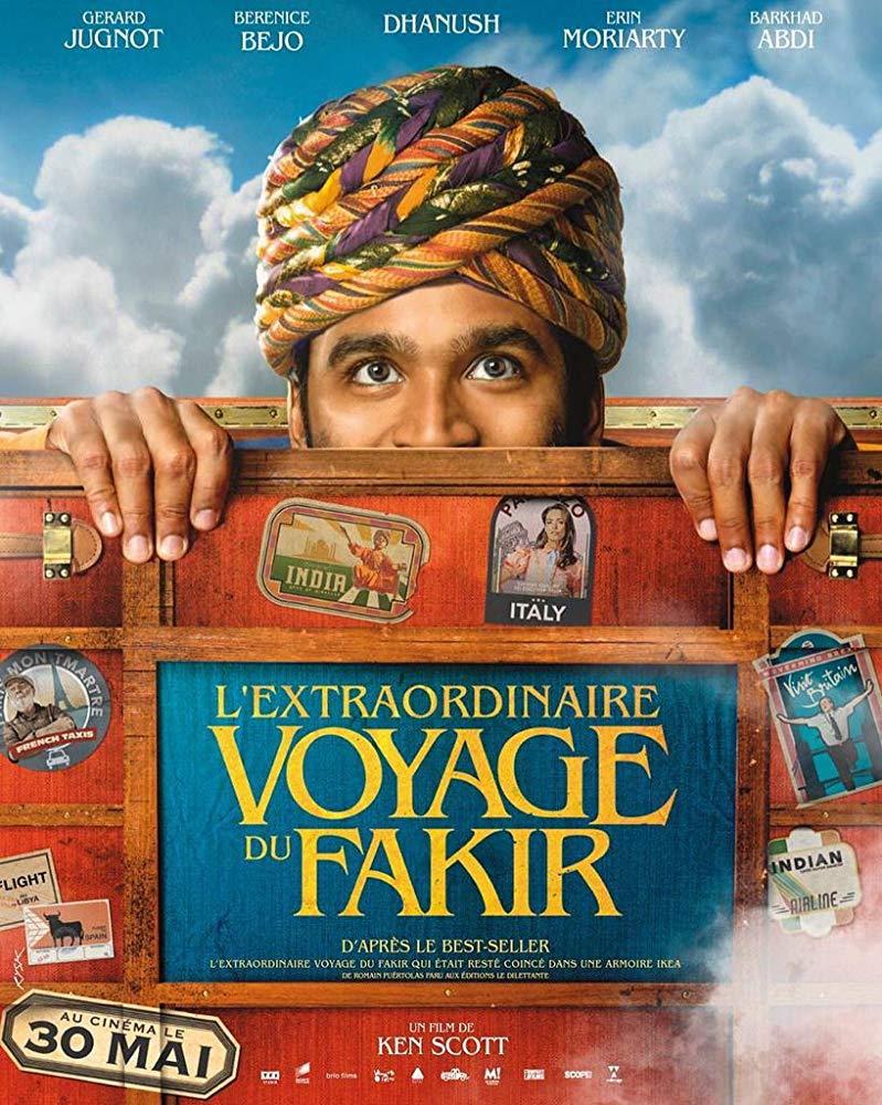 The Extraordinary Journey of the Fakir 2018 720p BluRay x264-CiNEFiLE