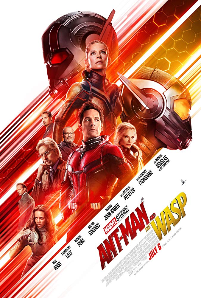Ant Man and the Wasp 2018 1080p BluRay x264 DTS [MW]