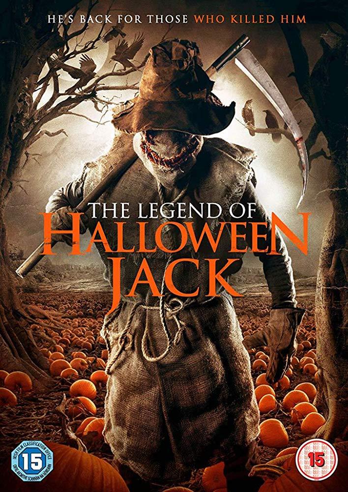The Legend of Halloween Jack 2018 HDRip AC3 X264-CMRG