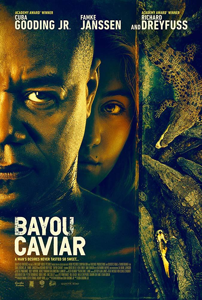 Bayou Caviar (2018) HDRip AC3 X264-CMRG