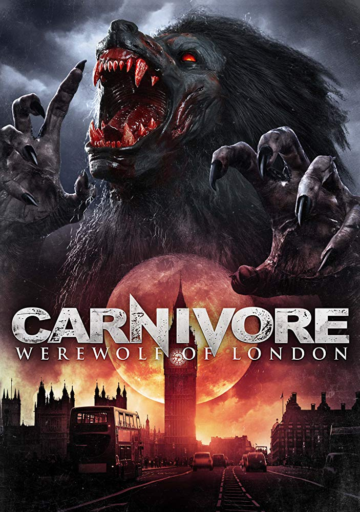Carnivore Werewolf of London (2017) WEBRip x264 - SHADOW