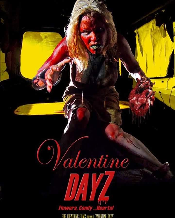 Valentine DayZ 2018 HDRip AC3 X264-CMRG