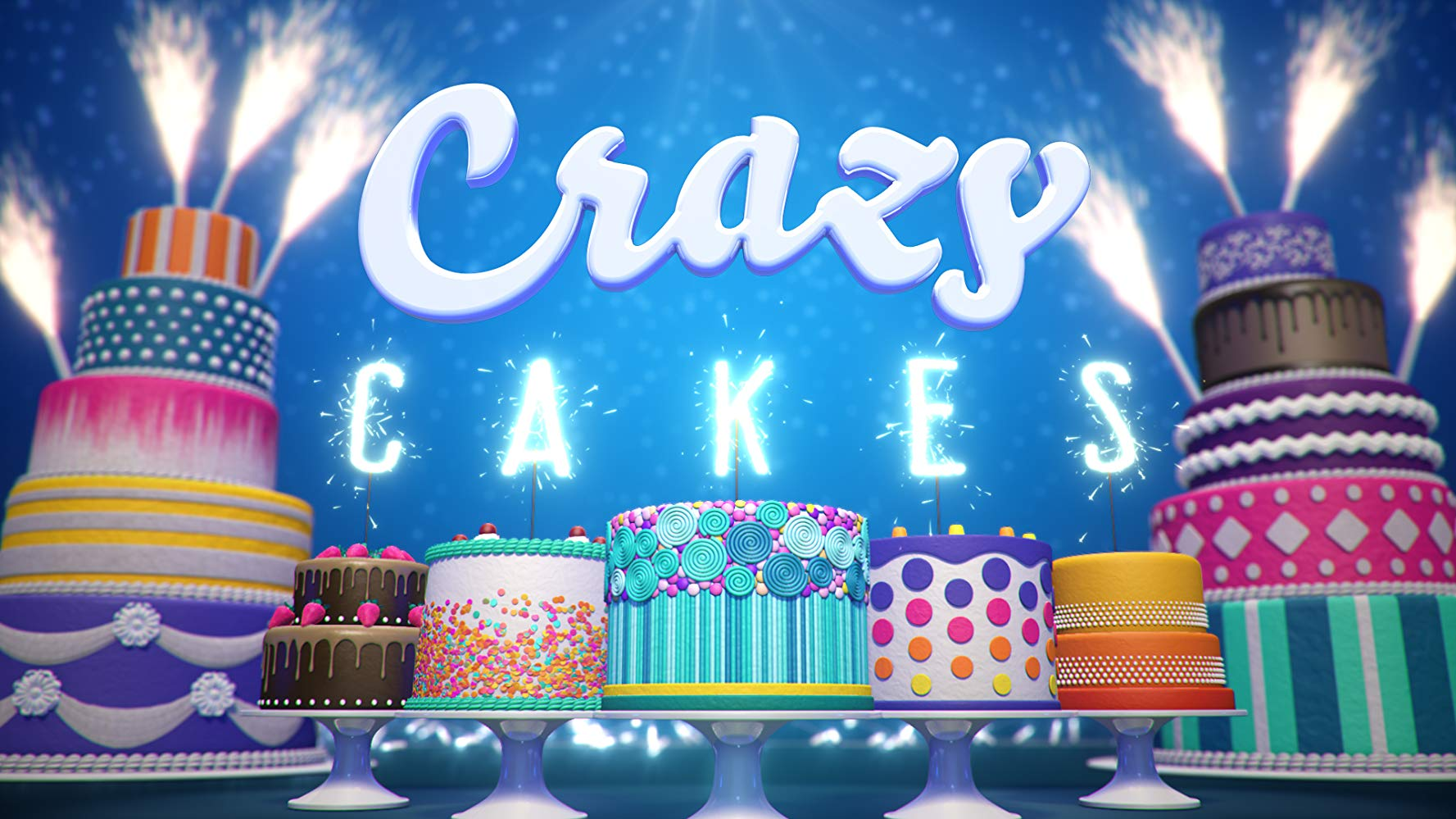 Crazy Cakes S01E07 Castles Coral and Camo Cakes WEB h264-CAFFEiNE