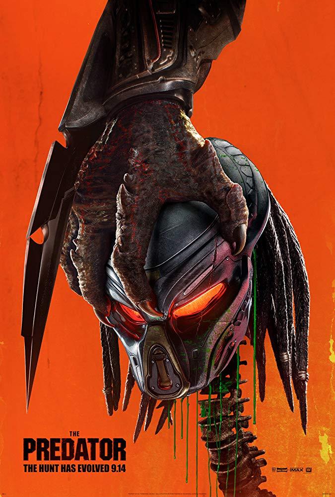 The Predator 2018 NEW 720p HDCAM x264 AAC MW