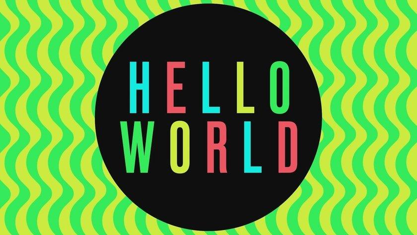 Hello World AU S01E01 720p HDTV x264-PLUTONiUM