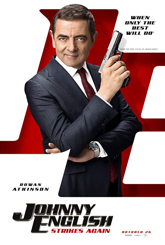 Johnny English Strikes Again 2018 BluRay X264-AMIABLE