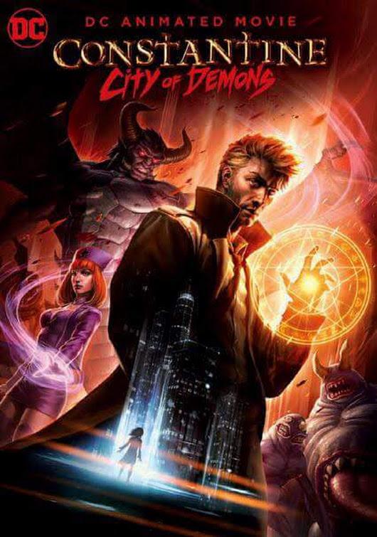 Constantine City of Demons The Movie 2018 BDRip AC3 X264-CMRG