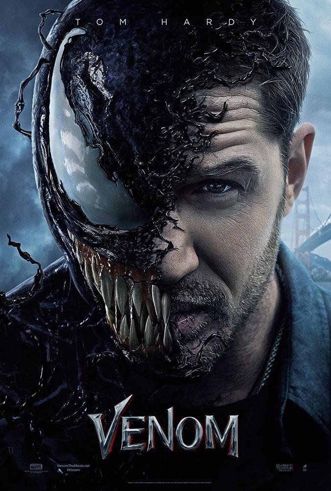Venom 2018 PROPER HDTS XviD-AVID