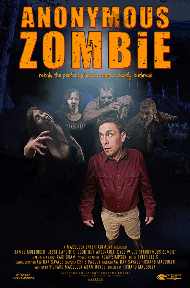 Anonymous Zombie 2018 HDRip XviD AC3-EVO