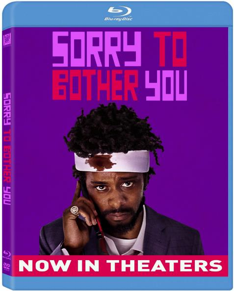 Sorry to Bother You (2018) HDRip AC3 X264-CMRG