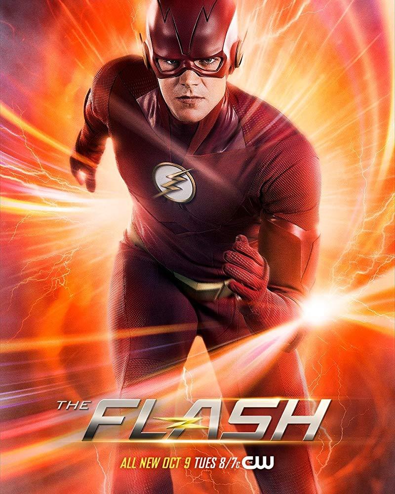 The Flash 2014 S05E01 HDTV x264-SVA