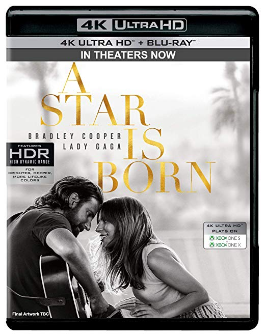 A Star Is Born (2018) English HDCAMRip - 720p -x264 -AAC 1 2GB SM