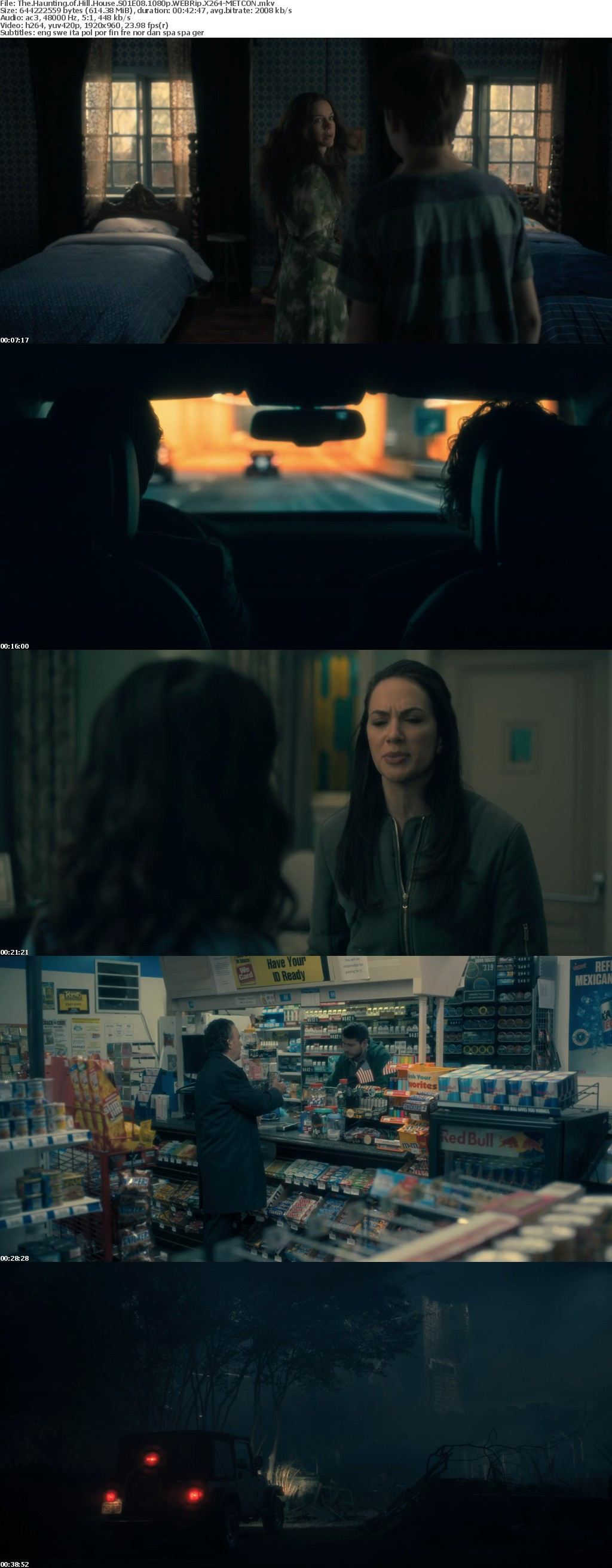 The Haunting of Hill House S01E08 1080p WEBRip X264-METCON