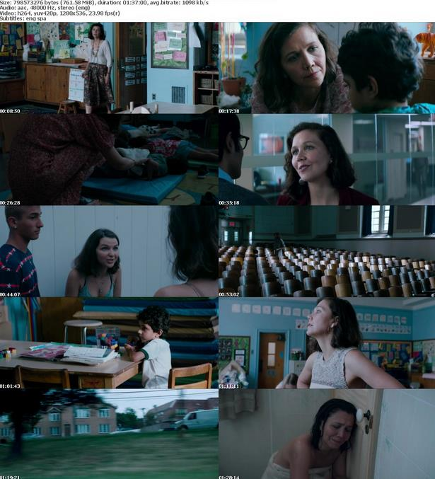The Kindergarten Teacher (2018) 720p NF Web-DL x264 AAC MSubs - Downloadhub